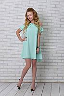 Платье  арт. 785 ментоловое, фото 1
