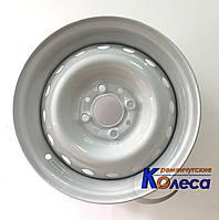 Колесный диск ВАЗ R13 широкий 5.5Jx13h2 Et16, КрКЗ