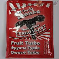 Double Snake Фрукты дрожжи Турбо