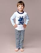 Халаты и пижамы для мальчиков
