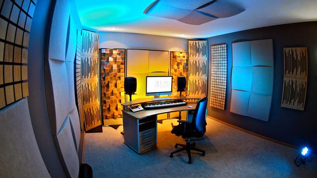 Vicoustic Multifuser Wood 64 звукорассеивающая панель