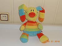 Мягкая игрушка Полосатый зайчик  Fancy, фото 1
