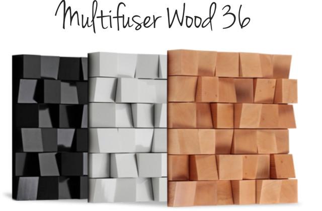 Vicoustic Multifuser Wood 36 звукорассеивающая панель