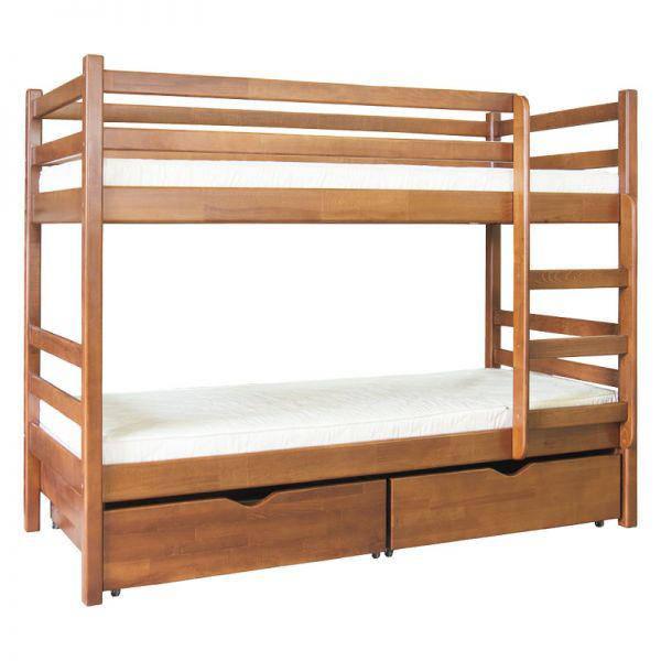 Кровать Кенгуру двухярусная