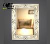 Зеркало настенное Duesseldorf в серебряной раме, фото 2