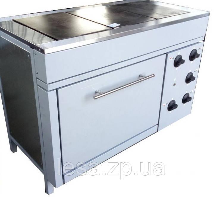 Плита электрическая промышленная ЭПК-3 стандарт