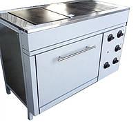 Плита электрическая промышленная ЭПК-3 стандарт , фото 1