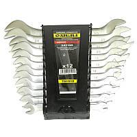 Набор ключей рожковых 6-32 мм 12 шт CrV Satine Sigma 6010331