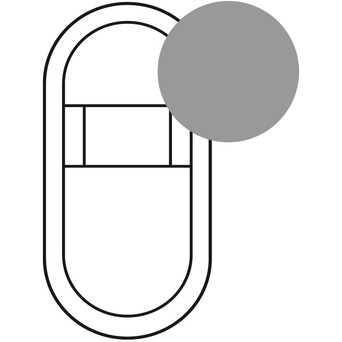 Лицевая панель - Программа Celiane - розетка для электробритв Кат. № 0 671 59 - титан