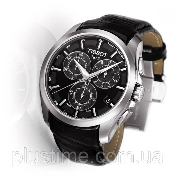 d5ce7ef54122 Мужские наручные кварцевые часы Tissot Couturier Quartz - ЧП Чайка в Полтаве