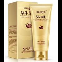 Images Snail Cleanser улиточная пенка для умывания и очищения лица 100 ml