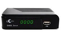 Цифровой эфирный тюнер uClan T2 HD SE Internet