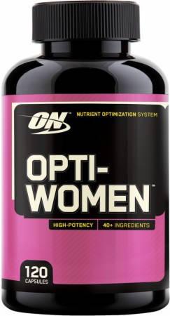 Лучшие витамины ON Opti - Women 120 к, фото 2