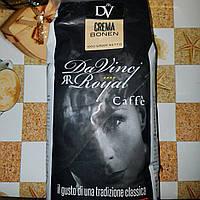 Зерновой кофе Da Vinci Royal cream60%арабика 40% робусти 1кг, фото 1