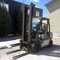 Дизельный  Вилочный погрузчик 3,0 тонны  Nissan  FD30 б/у, фото 1