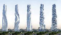 Современные технологии в строительстве небоскребов (интересные статьи)