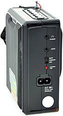 Радиоприёмник, радио, фм, приемник,приёмник, NNS-047,качественный,ФМ приемник,фм,USBподарок, фото 3