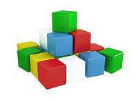Игрушка кубики радуга 3 технок