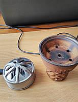 Комплект глиняная чаша Лекс(LEX) + калауд лотус (calaud lotus) NEO