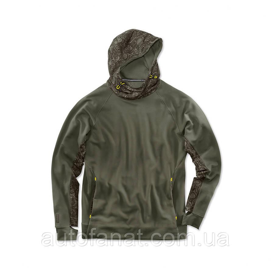 Оригинальная мужская толстовка BMW Active Sweatshirt, Men, Olive (80142445979)