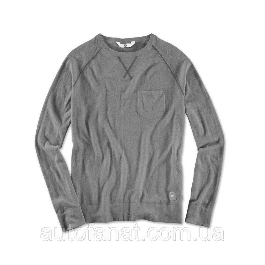 Оригинальный мужской вязаный джемпер BMW Knit Sweater, Men (80142411087)