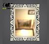 Зеркало настенное Lagos в серебряной раме, фото 2
