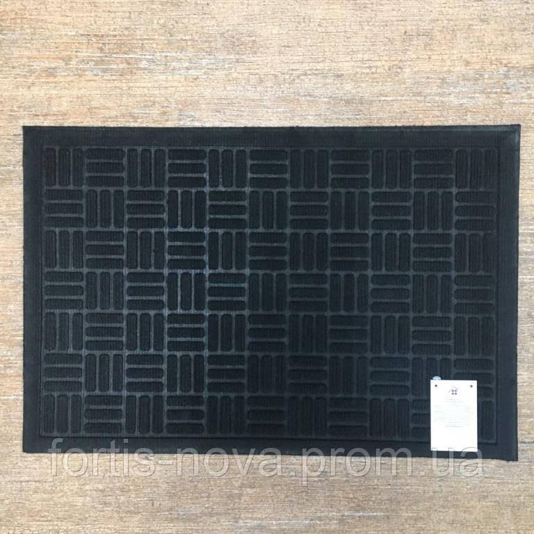 Ворсовый коврик на резиновой основе