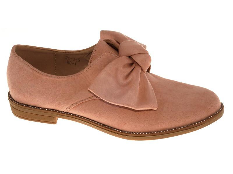 Женские туфли Beig pink