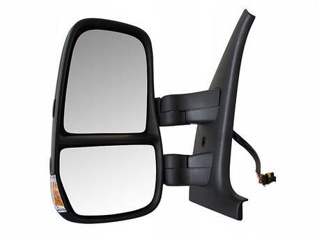 Зеркало в сборе электро  L Iveco Daily 06-14, фото 2