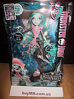 Кукла Monster High Haunted Vandala Doubloons Монстер Хай Вандала Дублонс Хаунтед