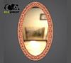 Зеркало настенное Marseilles в бронзовой раме, фото 2