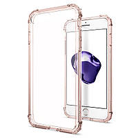Чехол Spigen для iPhone 8 Plus / 7 Plus Crystal Shell, Rose Crystal, фото 1