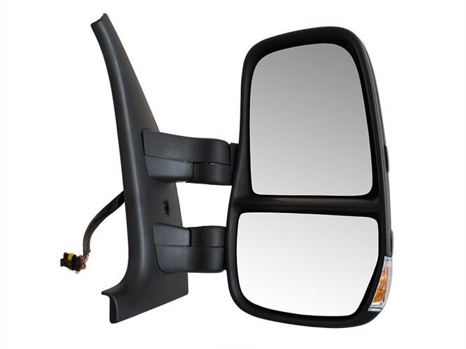 Зеркало в сборе электро P Iveco Daily 06-14