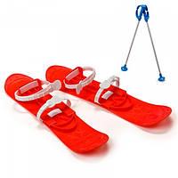 Лыжи детские Marmat Big Foot 40 см