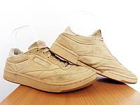 Мужские замшевые кроссовки Reebok 100% Оригинал р-р 41 (26,5 см)  (б/у,сток) кроссовки рибок