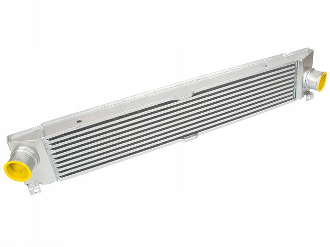 Радиатор интеркулера INTERCOOLER Ducato Boxer Jumper 2,0 2,2 3,0 HDi