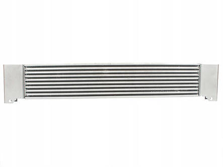Радиатор интеркулера INTERCOOLER Ducato Boxer Jumper 2,0 2,2 3,0 HDi, фото 2