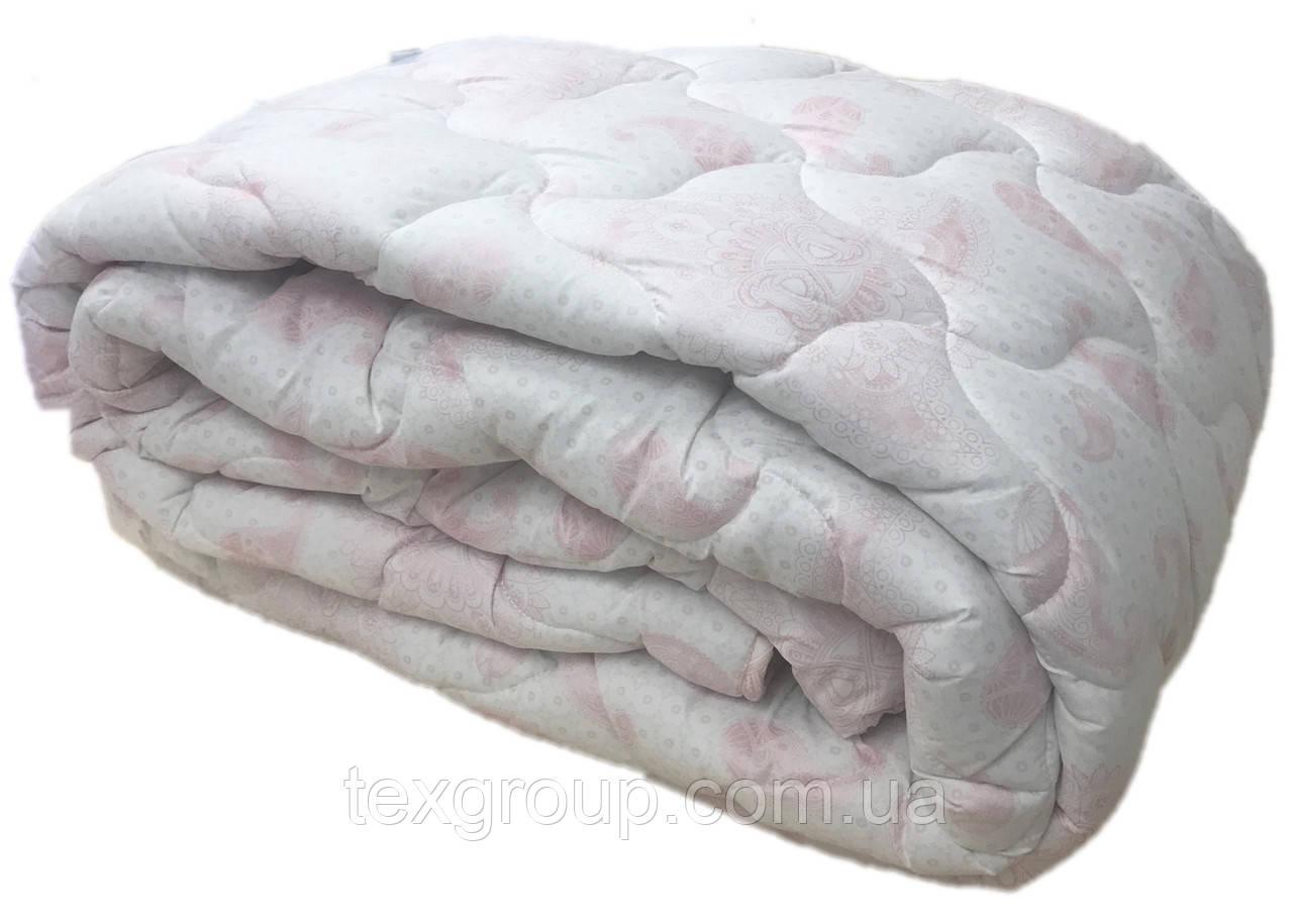 Одеяло двуспальное зимнее 175х210 холлофайбер ОДА