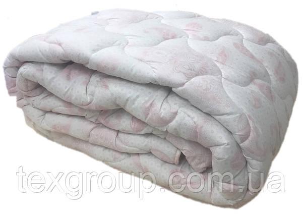 Одеяло двуспальное зимнее 175х210 холлофайбер ОДА, фото 2