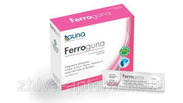 FerroGuna (Guna, Італія) - джерело заліза