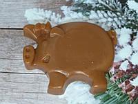 Новогодний подарок, мыло кабан, вес 220 г. Крутой сюрприз родным и близким.