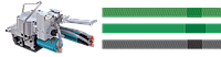 Машинка пневматического типа ITA 14