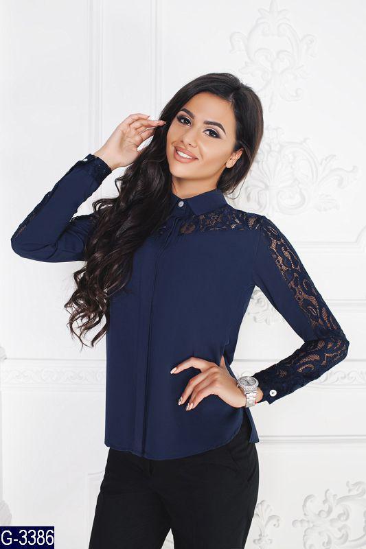 a364f3d0711 Женская рубашка блузка от производителя 42 44 46 48 размер Одесса 7 км -  Lider -