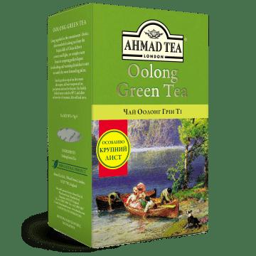 Чай Оолонг Грин Ти AHMAD 75 гр