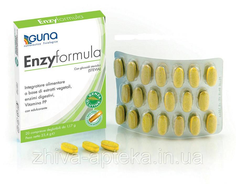 Enzyformula (Guna, Италия) - ферментная формула