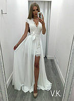 Выпускное/вечернее платье (Н-385).