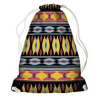 Рюкзак-торба орнамент етно, фото 1