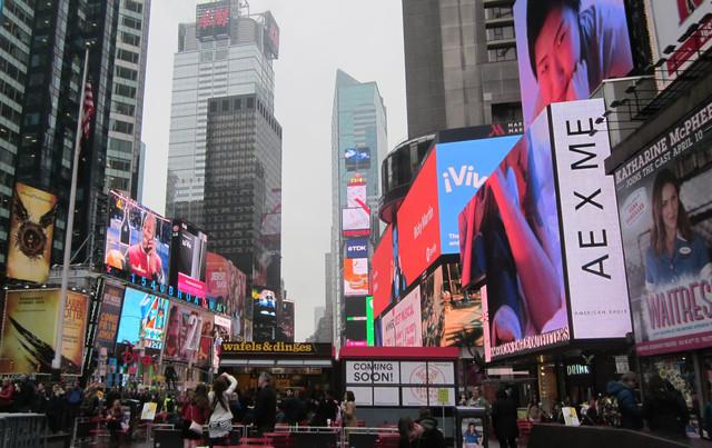 Раздел Платья с вырезом - фото teens.ua - Нью-Йорк,Таймс Сквер