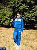 Спортивный костюм детский Звёздочки Adidas 34,36,38   ткань дайвинг 3 цвета, фото 3