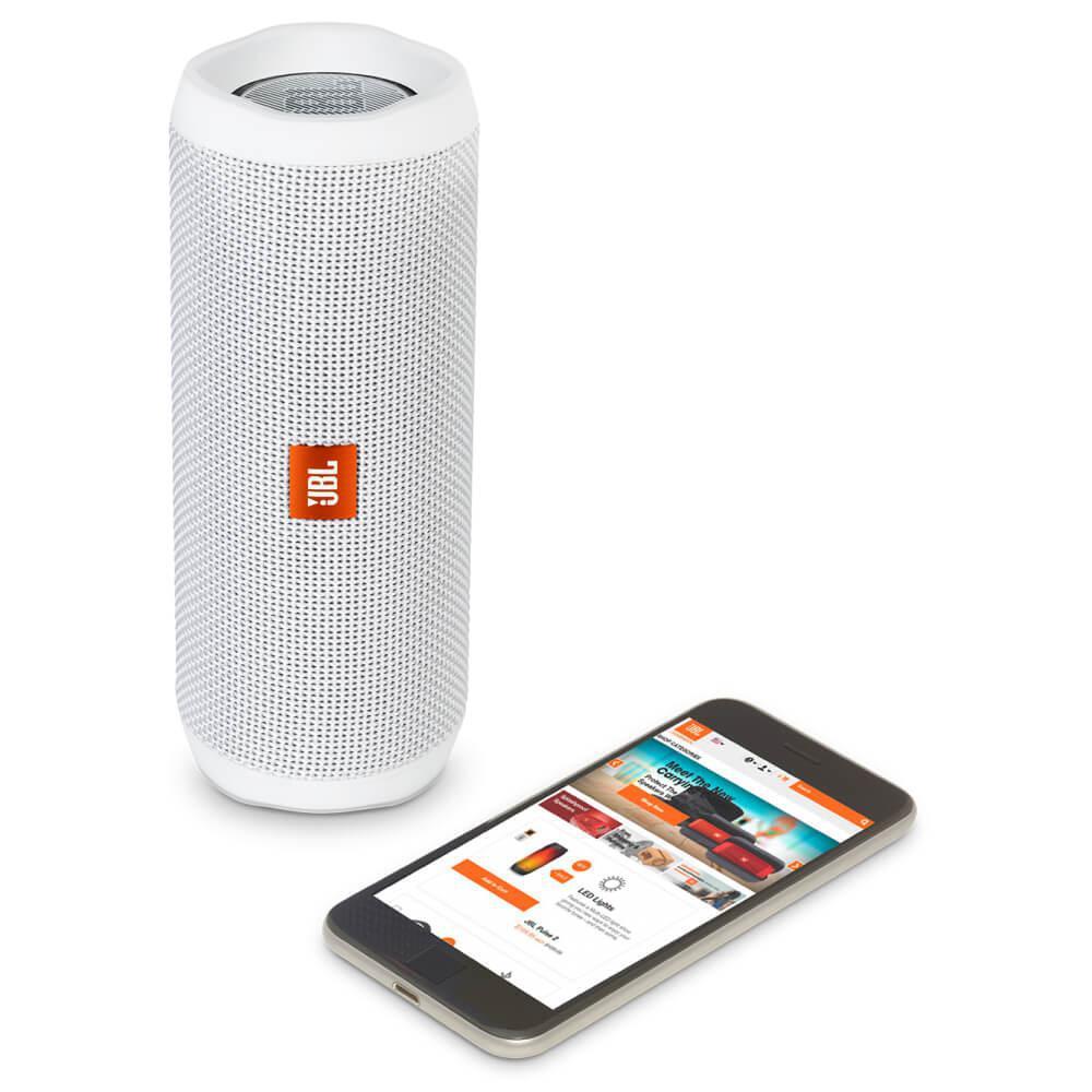 Акустика JBL Wireless Speaker Flip 4 grey (JBLFLIP4GRY) EAN/UPC: 6925281922428